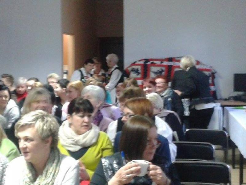 I Forum Aktywnych Kobiet Gminy Dobroszyce (2)